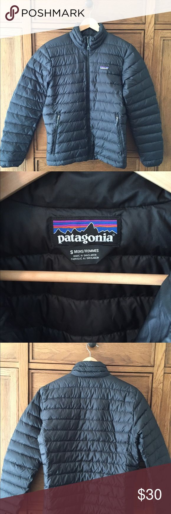 Men's Patagonia puffer jacket (With images) Jackets