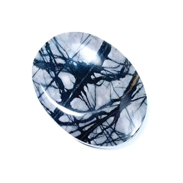 Picasso Jasper is also known as Picasso Marble or Picasso Stone.