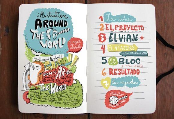 El viaje ilustrado de Pablo Ientile (libro y dvd)