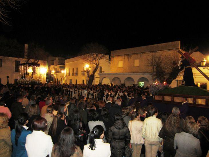 Jueves Santo en Benalup-Casas Viejas