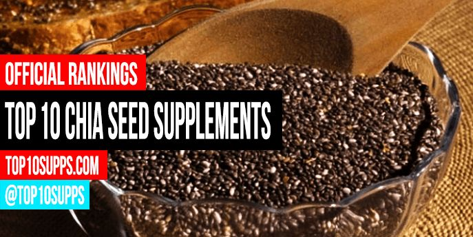 We've ranked the best chia seeds products you can buy this year. These are the 10 highest rated and best reviewed chia seeds to buy online.