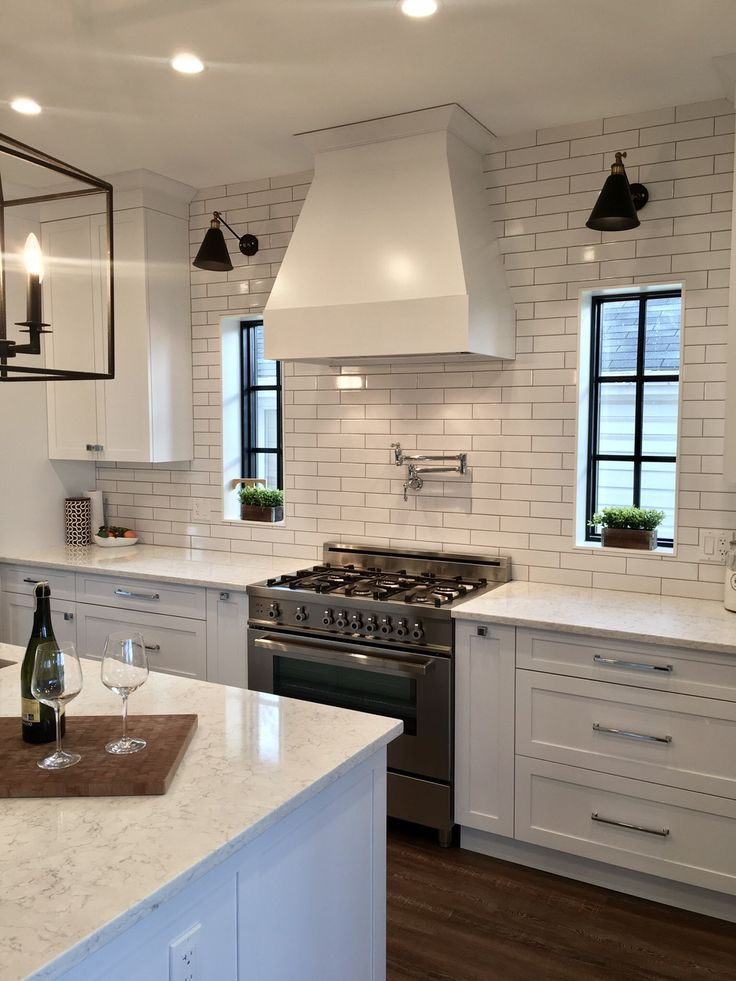 Kitchen Ideas With Black Subway Tile