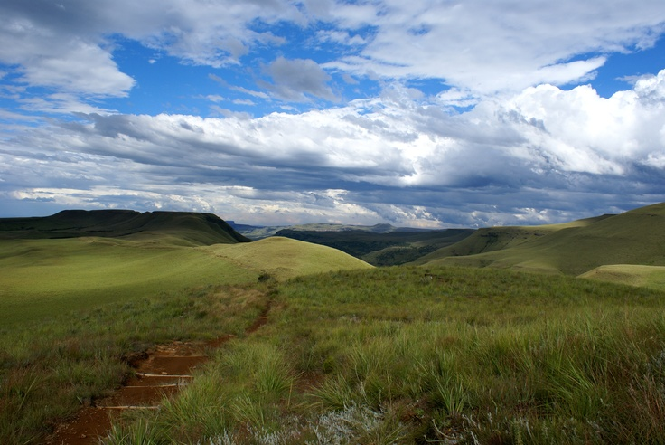 Drakensberg, South Africa, by Logan Boon
