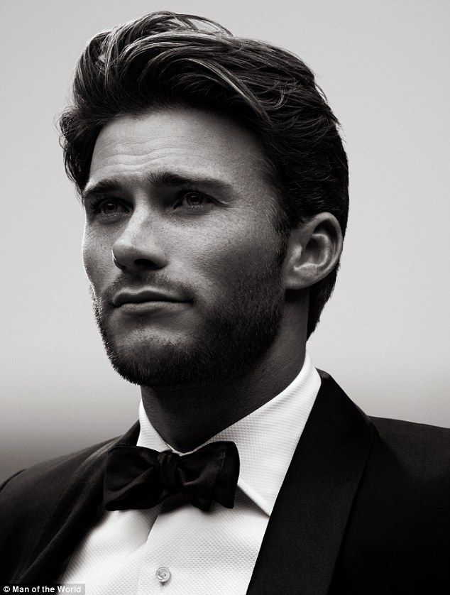 In the new issue of Man of the World, 27-year-old Scott Eastwood reveals what he'd be doing if he wasn't acting. | Scott Eastwood from The Longest Ride