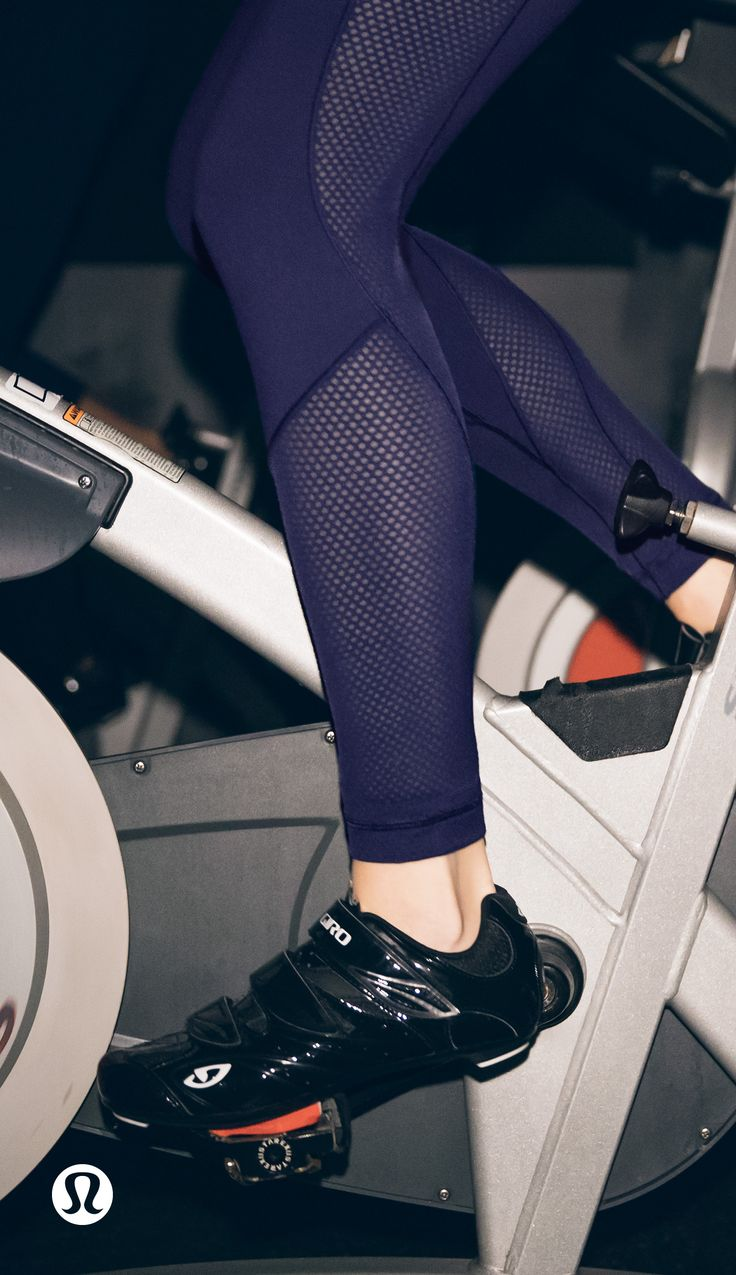Let the heat out in the lululemon Fit Physique Tight designed with strategically...