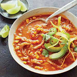 Soup and the slow cooker are natural combos, and this recipe for Tortilla Soup doesn't disappoint.