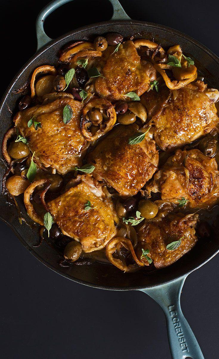 ideas about Braised Chicken Thighs Braised