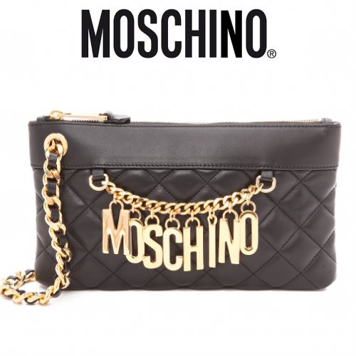 Moschino Clutch Bag ♥︎