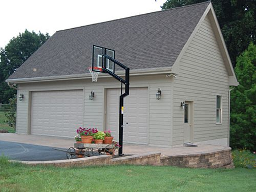 Two Car Garages | This-n-That Amish Outlet