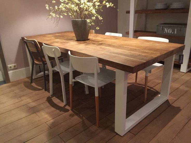 17 best ideas about esstisch naturholz on pinterest | salontisch, Esstisch ideennn