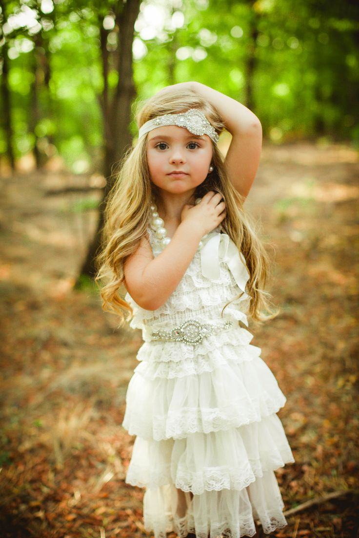wedding flower girl dresses cheap best 25 rustic flower dresses ideas on 9503
