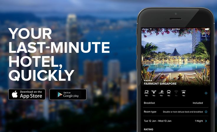 Last-minute hotel booking deals in Asia-Pacific. Mobile-only. Cheaper rates than anywhere online.