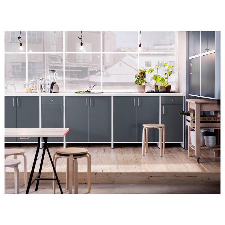 19 besten ikea k chen bilder auf pinterest ikea k che kleine k chen und k chen. Black Bedroom Furniture Sets. Home Design Ideas