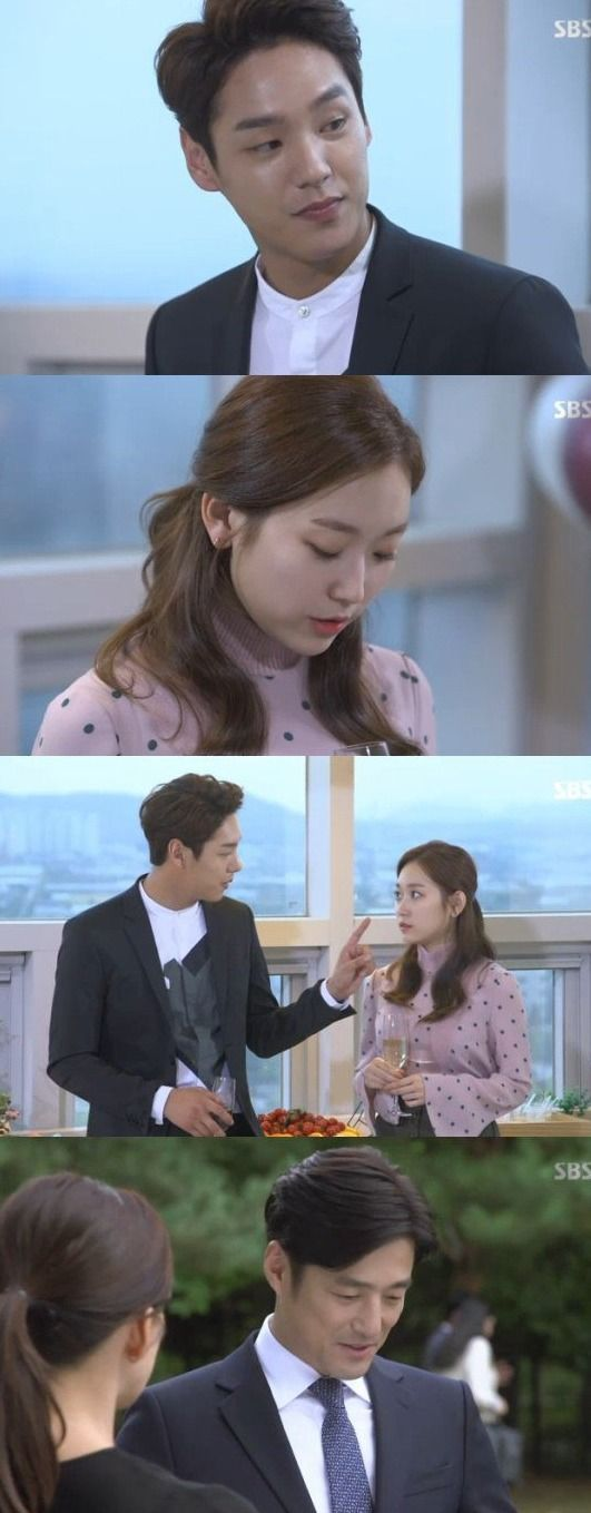 [Spoiler] Added episodes 16 and 17 captures for the Korean drama 'The  Second Last Love'