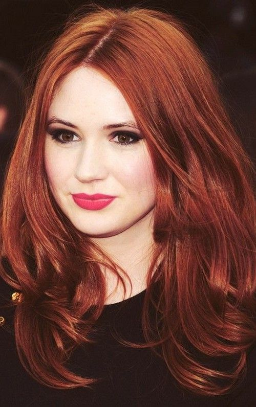 Dark Auburn Hair Colors 2016 | Hairstyles 2016 New Haircuts and Hair Colors from special-hairstyles.com