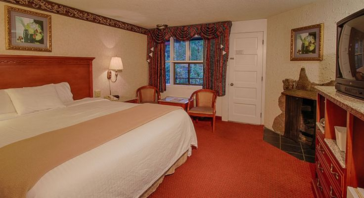 Come stay in one of the most beautiful hotels in Gatlinburg, Tennessee!