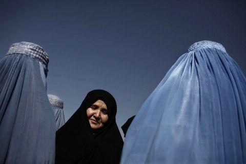 Corentin Fohlen - Election an Afghanistan