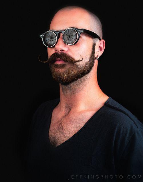 Steampunk Hair Men Wwwpixsharkcom Images Galleries