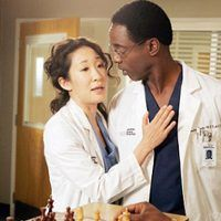 Sandra Oh Posts Pic With Isaiah Washington Ahead of Burke's Grey's Anatomy Return