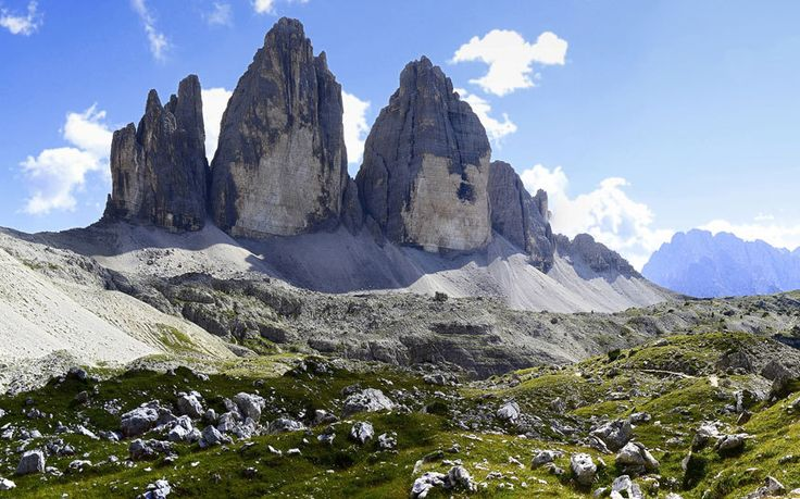 Tre Cime di Lavaredo, Italy