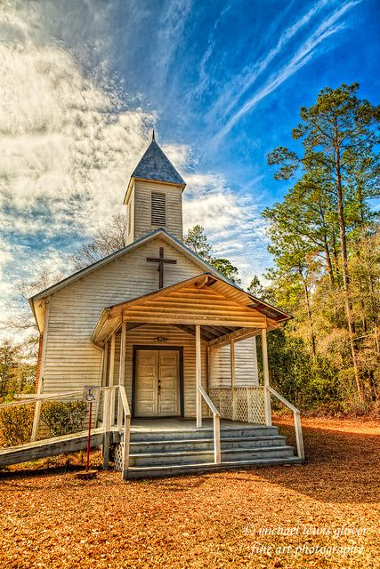 Hope Fellowship Baptist Church  located in Campville, Florida, which is a small town just East of GainesvilleSmall Town, Baptiste Church, Fellowship Baptiste, Faith, Old Church, House,  Church Buildings, Old Country Church, Caramel Apples