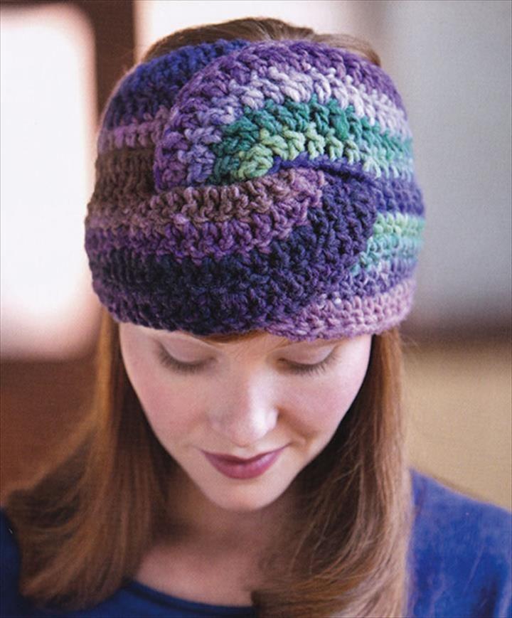 32 Crochet Headband Design