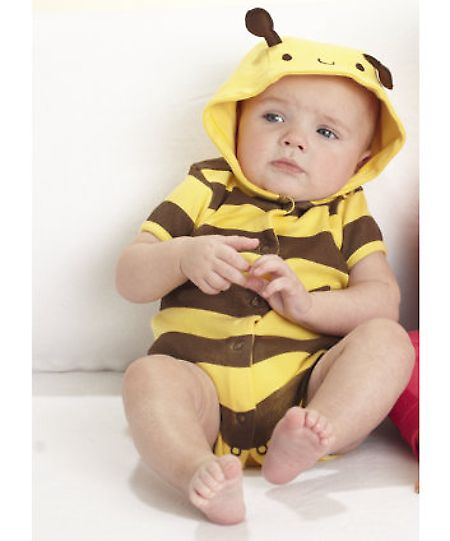 Mothercare Bee Novelty Romper