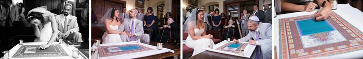 baltimore wedding photographer documenting at gramercy mansion. Jewish ceremony