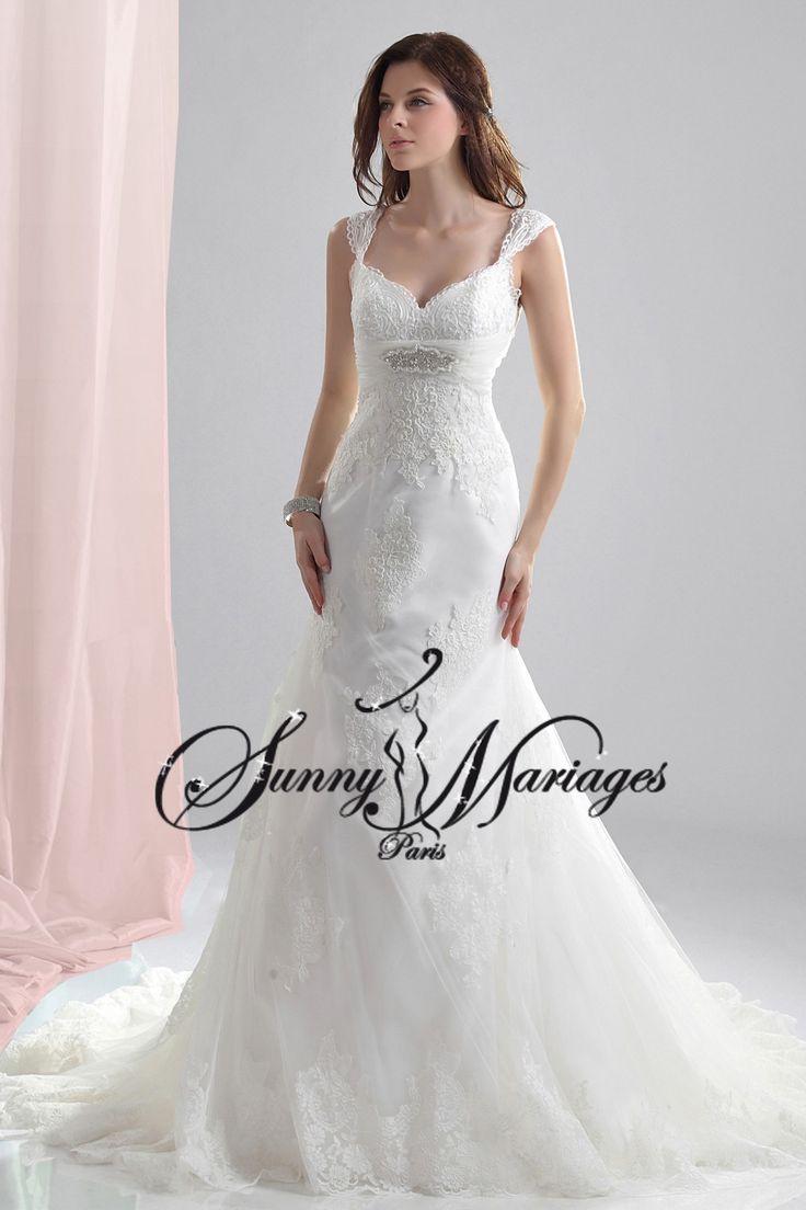 robe de mariee sirene sur mesure