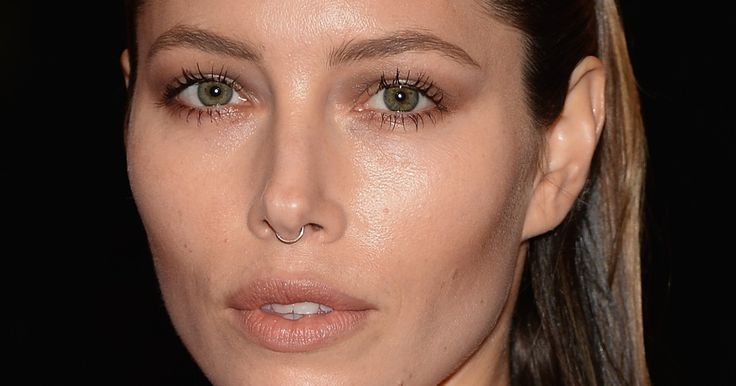 Celebs ranging from Jessica Biel to Lady Gaga and everywhere in between have rocked faux and real septum piercings in recent months. So we've established that the septum piercing is having a moment. If you are thinking about taking the plunge because
