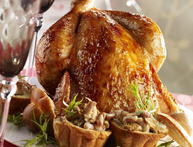 10 id es propos de cuisson du chapon sur pinterest - Cuisiner un chapon au four ...