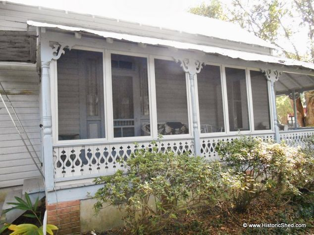 pictures of screened in victorian porches | folk victorian porch enclosure, curb appeal, outdoor living, porches ...