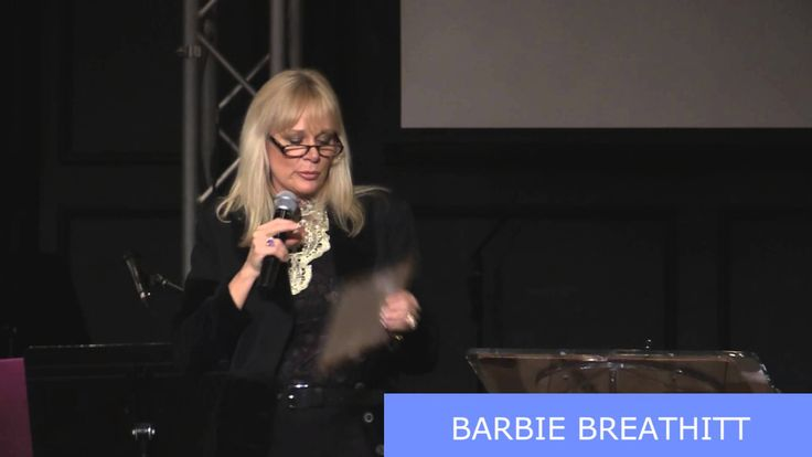 Barbie Breathitt - Biblical Dream Interpretation