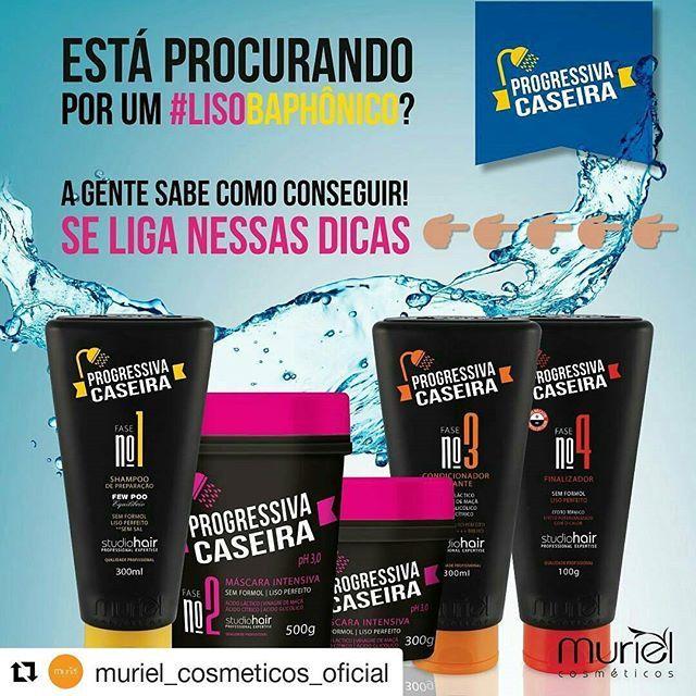 @muriel_cosmeticos_oficial vocês 💜💜💜 #Repost @muriel_cosmeticos_oficial with @repostapp ・・・ MIGAAA, estava em dúvida sobre a Progressiva Caseira? Então olha esse passo a passo que todo mundo respeita! ❤😙😍 #murielcosmeticos #muriel #bymuriel #amomuriel #migasualouca #tabombando #projetoporogressivanochuveiro #progressiva #lisolacrador #lisosemformol #lisos #cabeloslisos #progressivacaseira #instahair #instabeauty #hairstyle  #@belofios #cabeliso #@muriel_cosmeticos_oficial #like #amor
