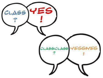 Le Class-yes : la baguette magique de gestion de classe. - Charivari à l'école