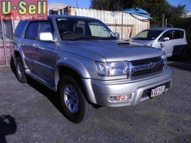 2002 Toyota Hilux Surf SSRG for sale | $18,000 | https://www.u-sell.co.nz/main/browse/28498-2002-toyota-hilux-surf-ssrg-for-sale.html | U-Sell | Park & Sell Yard | Used Cars | 797 Te Rapa Rd, Hamilton, New Zealand