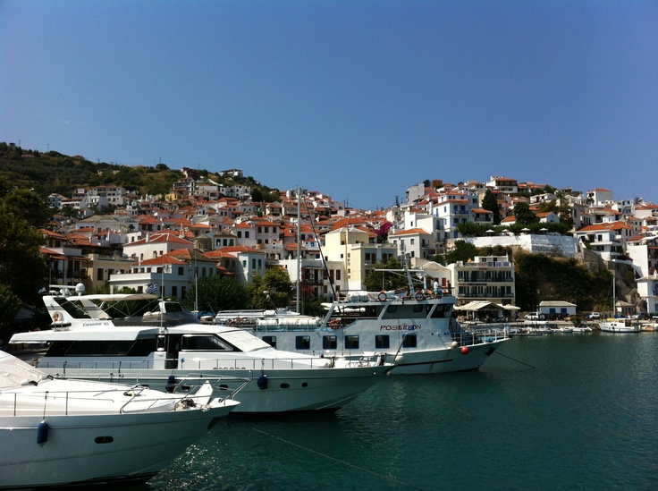 Skopelos, Greece ©CharlotteOlsson www.saltyform.se
