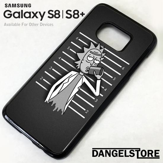 Rick And Morty YZ 18 For Samsung S8 | S8 Plus Case