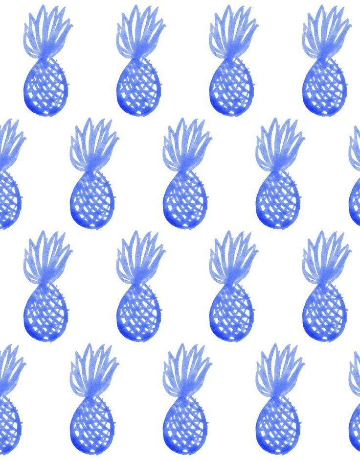 Pineapple pattern background - photo#26