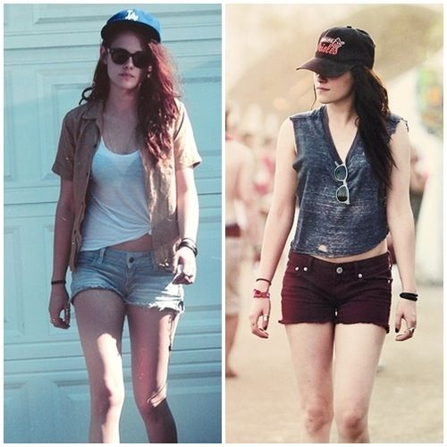 Casual Outfits Kristen Stewart Casual Pinterest