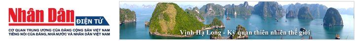 Nhandan newspaper - Vietnamese version - Giải quyết mâu thuẫn giữa bảo tồn và phát triển   VẤN ĐỀ NÓNG TRONG PT KINH TẾ /  GQ MÂU THUẪN: BẢO TỒN- PHÁT TRIỂN