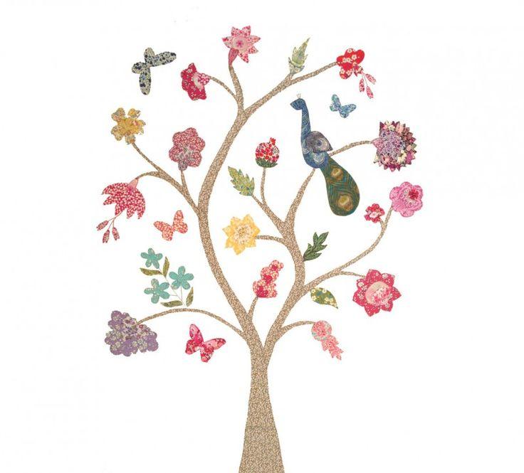 Tree of life pattern from Alice Caroline, love it!