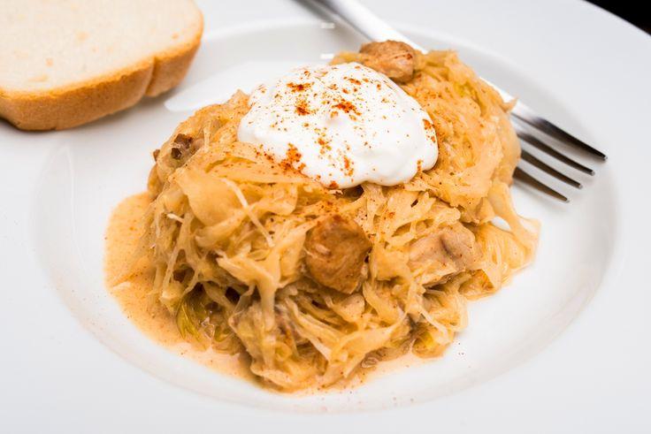 Székelykáposzta recept (Ragoút de porc á la Székely)