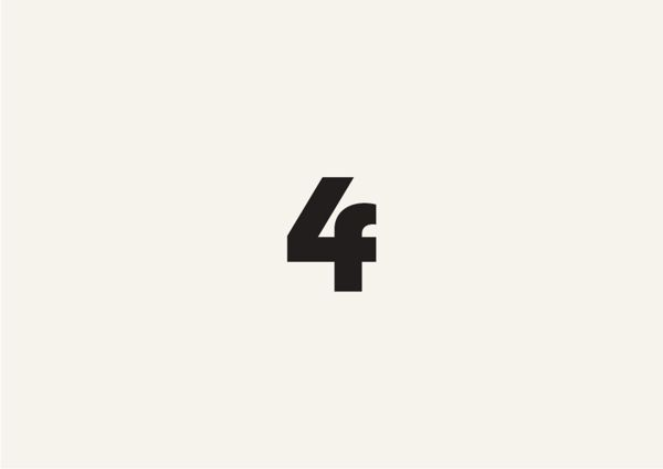 Lovely logo 2. Typographic Logos by George Bokhua, via Behance