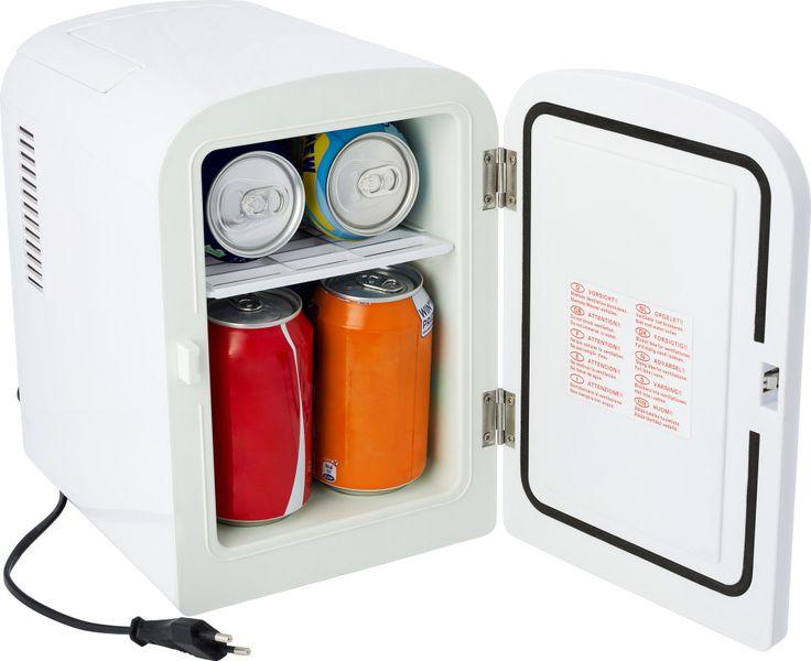 Mini koelkast voor in de auto bedrukken