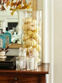 cozy little house: More Simple & Cheap Fall Decor Ideas