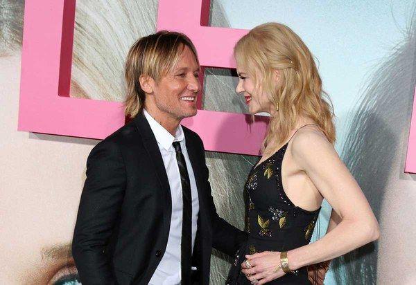 Nicole Kidman Says She is Dancing Around the Living Room to Keith Urban's New Music