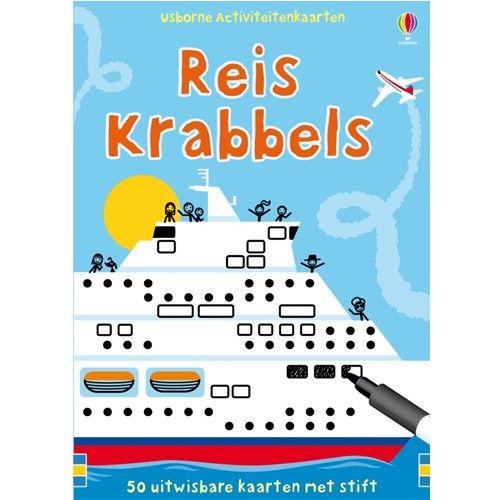 reiskrabbels usborne | ilovespeelgoed.nl