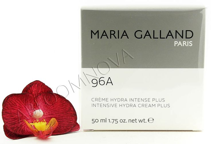 Maria Galland Intensive Hydra Innovative care for an improved supply of moisture to all skins