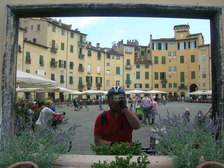 Lucca, Toskania